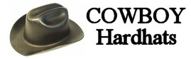 Cowboy Hardhats - Tan - White - Grey - Black