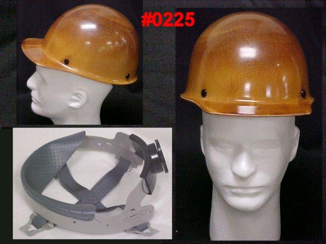 dd6bdb4e5e7 MSA - Mine Safety Appliances Skullgard Protective Construction Safety Hard  Hat
