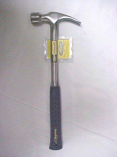 estwing milled face framing nail hammer