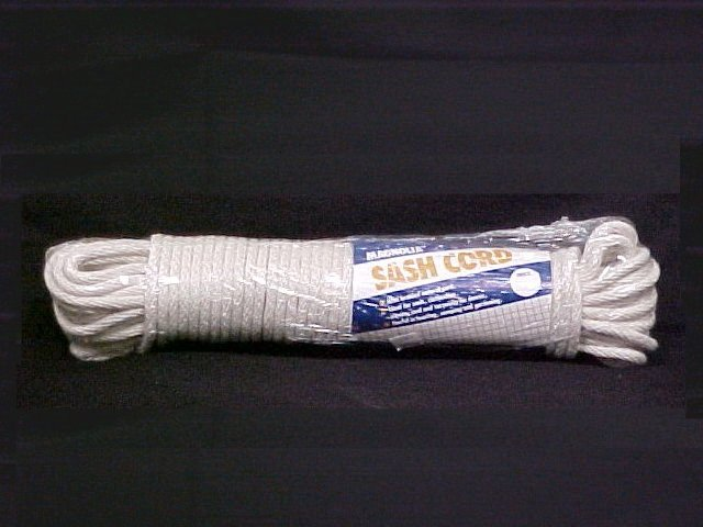 Solid Braid Rope Cotton Sash Cord Ropes Stretchable