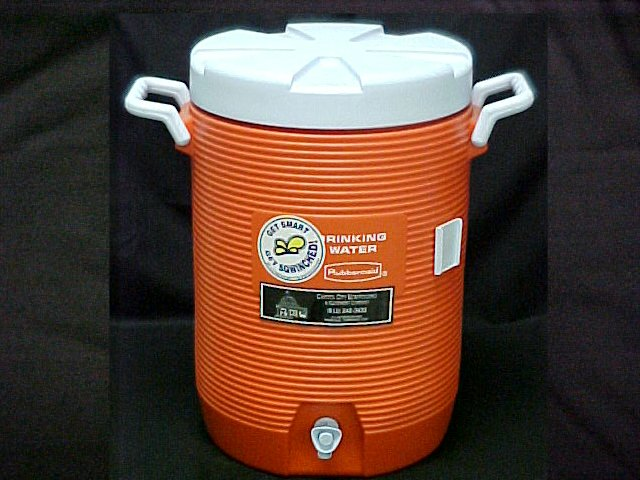 5 gallon rubbermaid water cooler victory thermal jug