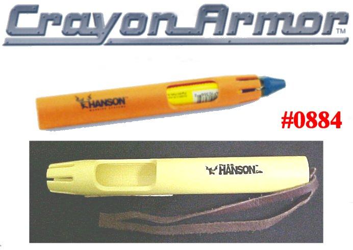 Dixon Lumber Crayon Holder Ea