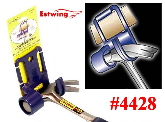 Estwing Brick, Tile, Claw, Rip & Framing Hammer Holder Hammerlock Holster
