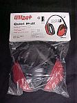 Howard Leight Quiet Muff Ear Muffs Industrial Hearing Protection