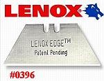 Lenox Shatter-Resistant Replacement Blades 3 Pk