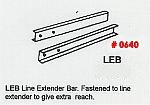 Masonry Guide LEB Line Extender Bar Corner Pole Fitting