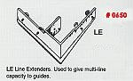Masonry Guide LE Line Extenders Corner Pole Fitting