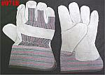 Masonry & Construction Contractors Leather Work Gloves