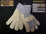 Lined Premium Pigskin Work Gloves