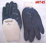 Neoprene Gloves - For Working With Acid Products