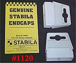 Stabila Level Replacement End Caps - Fits Typr 70's Series Levels